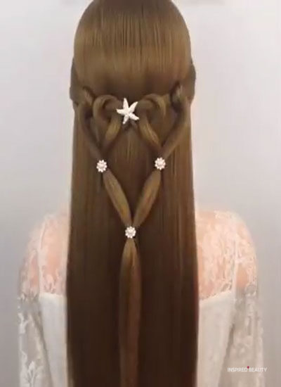 Hairstyle, hair tips, hair video