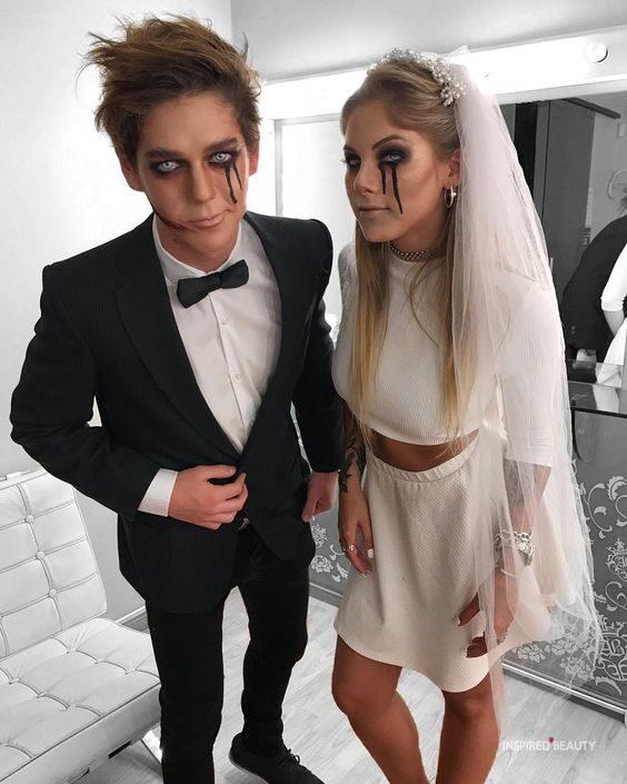 zombie bride halloween costumes