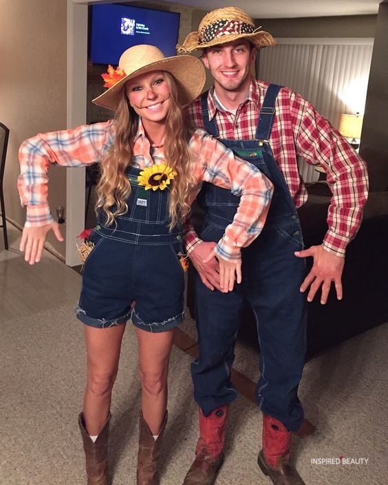 farmer's daughter costumes halloween