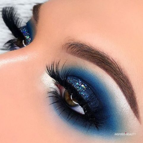 Glam look