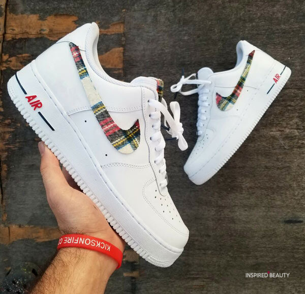 Top 15 Nike Air Force 1 Custom Kicks Inspired Beauty