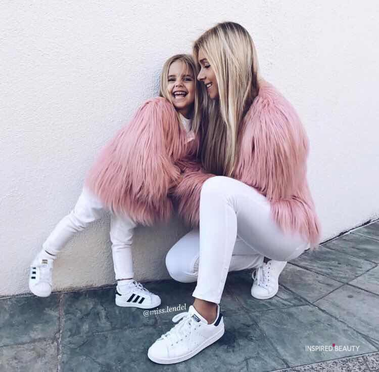 mommy and baby girl matching outfits