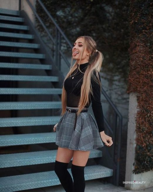 22 Cute Casual Back To School Outfits For High School Girls