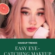makeup trends, makeup looks