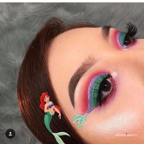 Disney Makeup Look