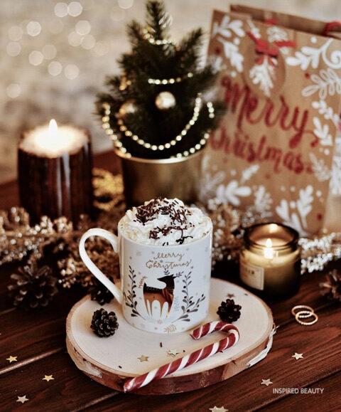 Hot coco , Christmas