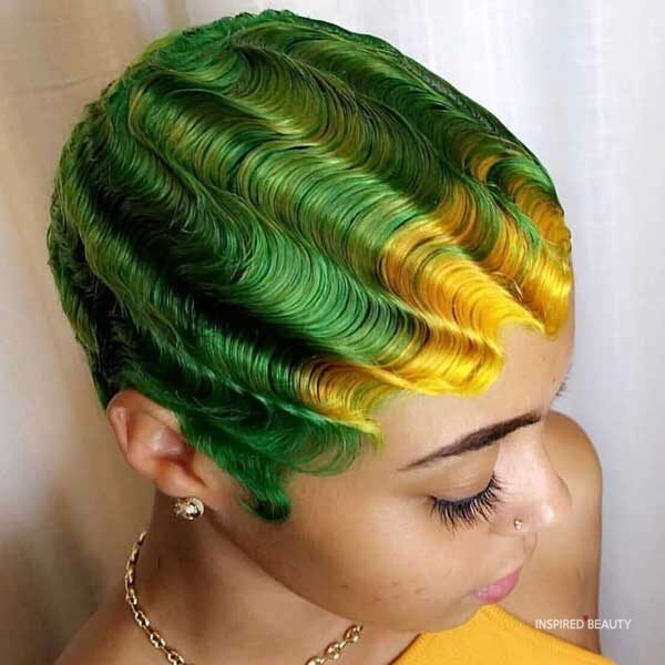 Black Girl Hairstyles Multi color