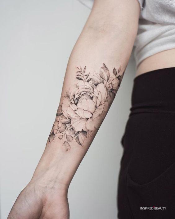 forearm tattoo ideas for women
