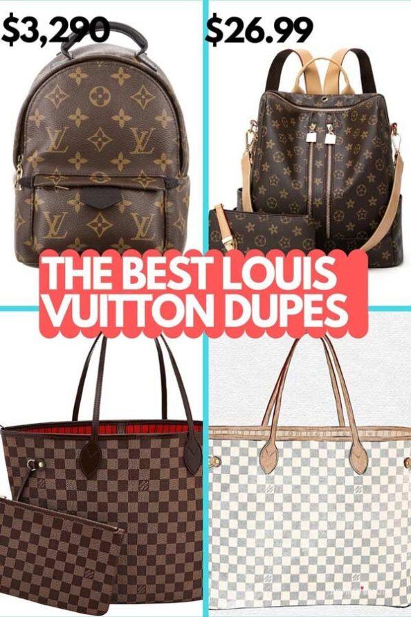 THE BEST LOUIS VUITTON DUPES