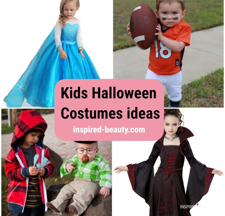 Kids Halloween Costumes ideas