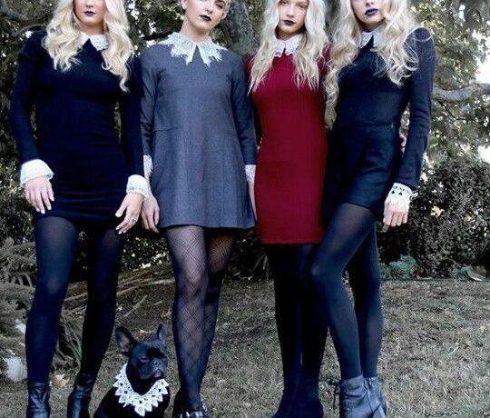 Sabrina Halloween Costume