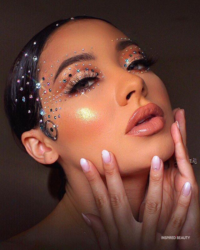 euphoria makeup rue