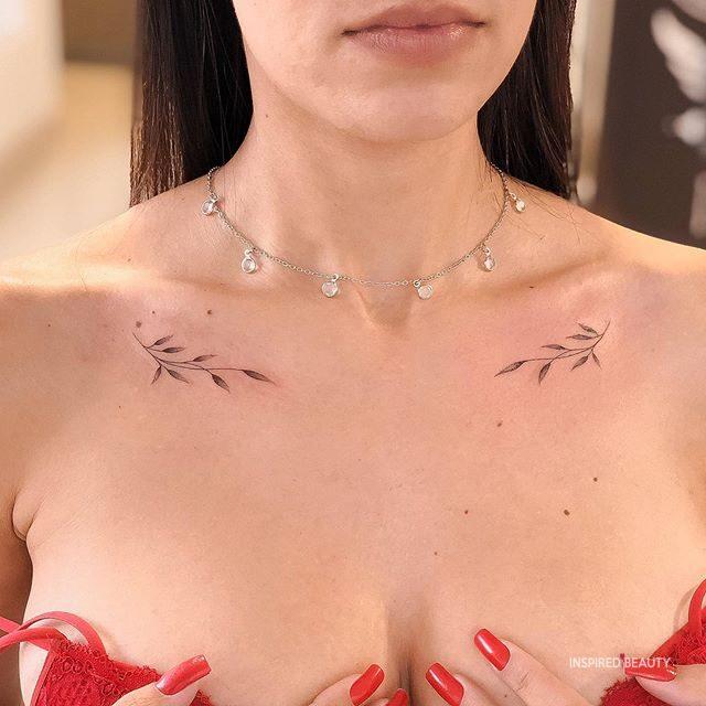 Simple Minimalist Tattoos
