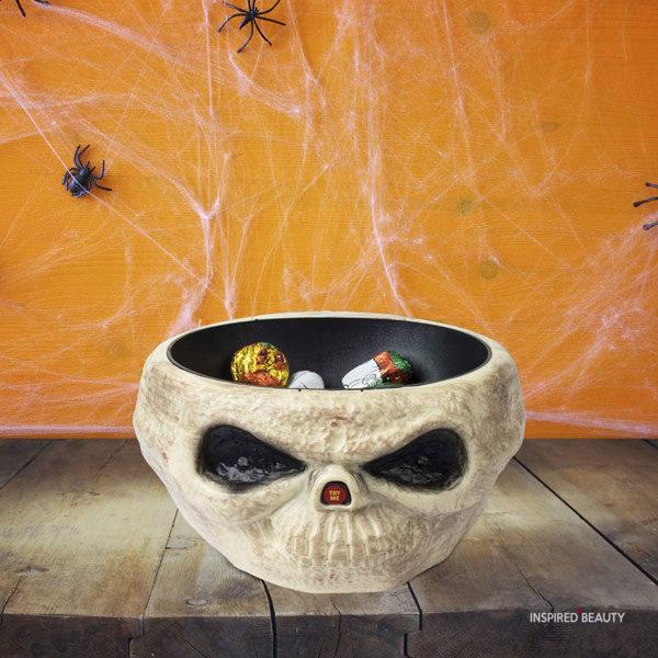 candy bowl Halloween decoration