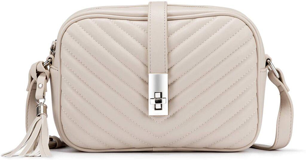 white YSL Designer Bag dupes