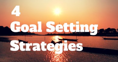 goal setting strategies