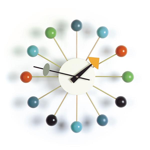 George Nelson Ball Clock, 1947