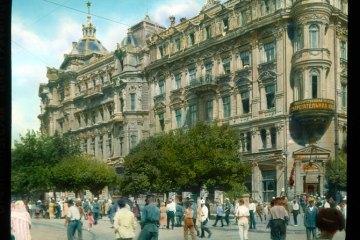 Кольорова Одеса 30-х років