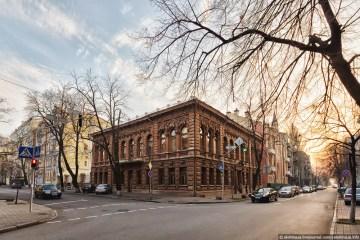 Шоколадний будинок у Києві