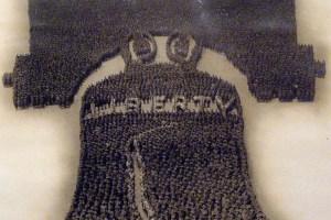 The Human Liberty Bell, 1918