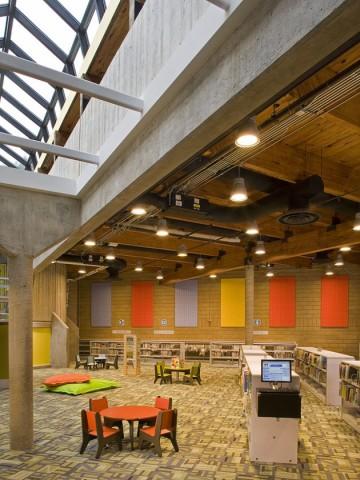 The Poplar Creek Public Library