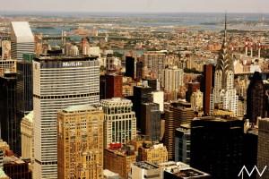 Різнобарвний Нью-Йорк