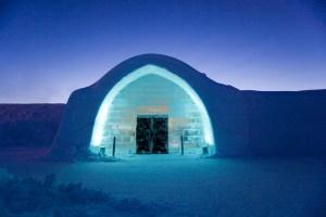 IceHotel - льодовий готель у Швеції