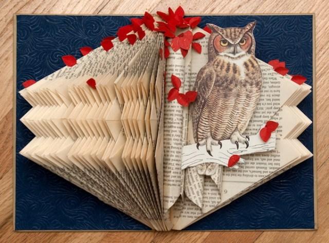 Книжкове мистецтво від Рейчел Аше