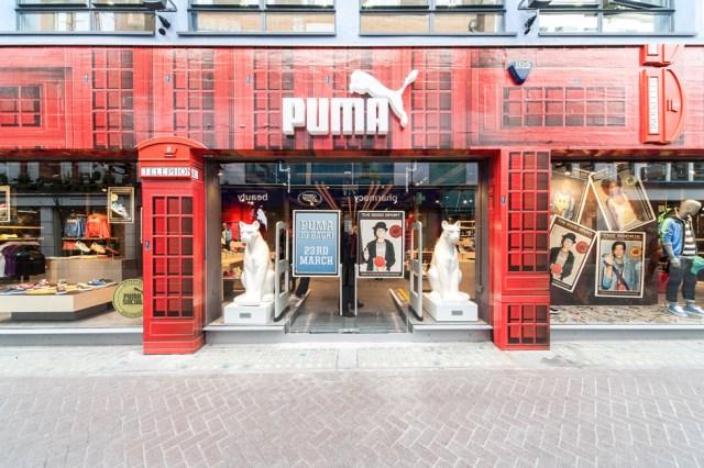 Магазин в Лондоні