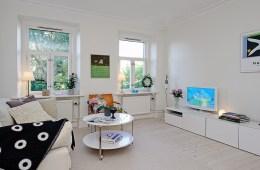 Квартира тижня: трикімнатне помешкання у Швеції