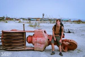 Рома Свєчніков: Навколосвітня подорож як стиль життя