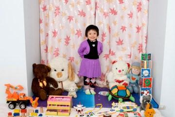 Діти та їх іграшки