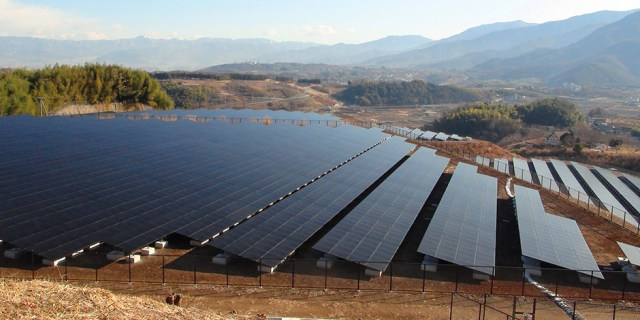 Mount_Komekura_Photovoltaic_power_plant_Jan2012