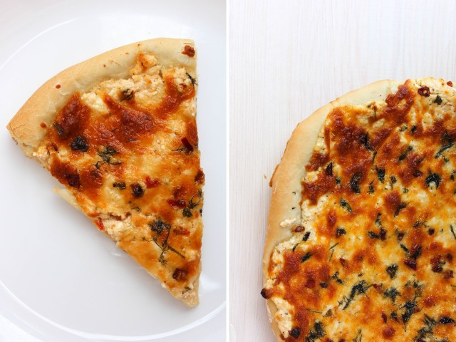 сирна піца