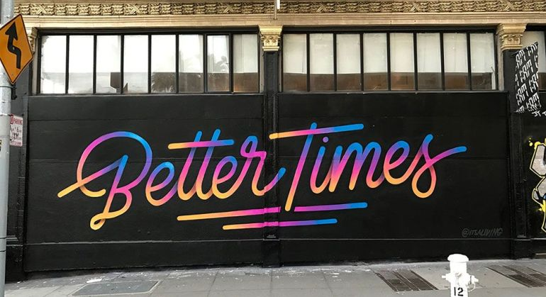 La Caligrafía y Street Art