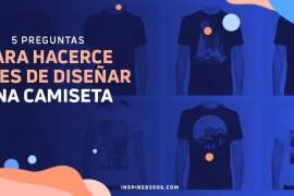 diseña una camiseta