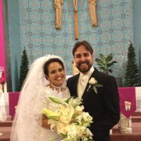 A Catholic Wedding That'll Leave You Inspired