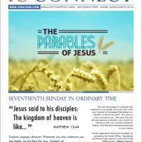 Inspiring Parish Bulletins - Pt. 1