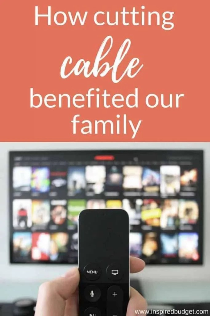 cutting cable by inspiredbudget.com
