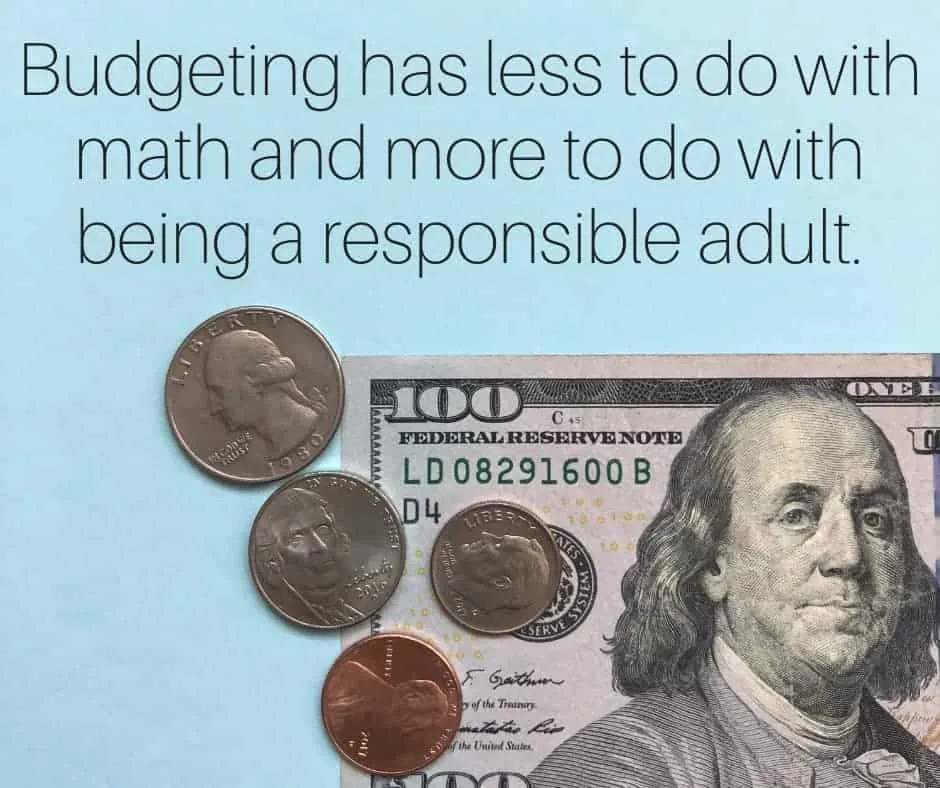 5 Budget Myths by InspiredBuget.com