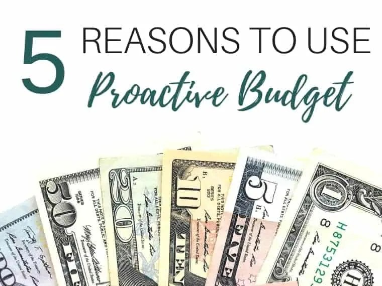 ProActive Budget Featured Image