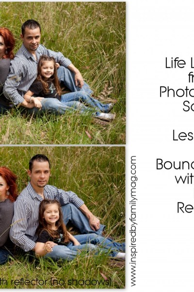 Tip #2- Life Lessons from Photography School