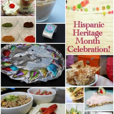 Hispanic Heritage Month Ideas for Kids
