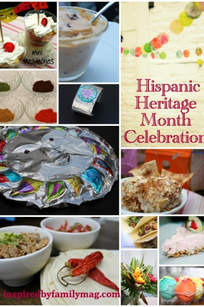 Hispanic Heritage Month Ideas for Kids