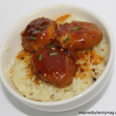 Kid Friendly Around the World Recipe- Easy Orange Chicken