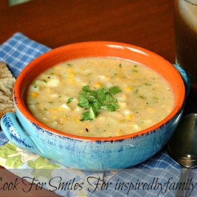 Corn and Potato Chowder