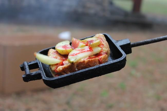 Portable Trash Bag Holder - Improvements: Kitchen & Dining Camping 101.