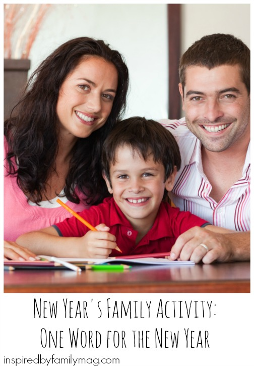 new-years-family-activity-one-word
