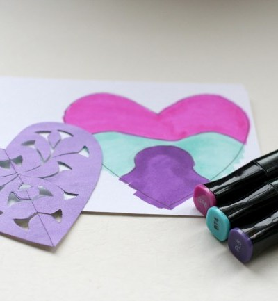DIY Valentine's Day Cards