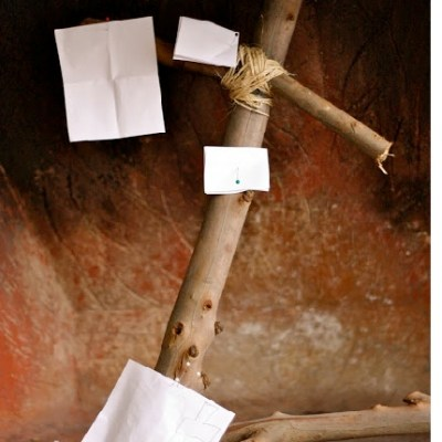 Easter Family Project: DIY Cross Activity